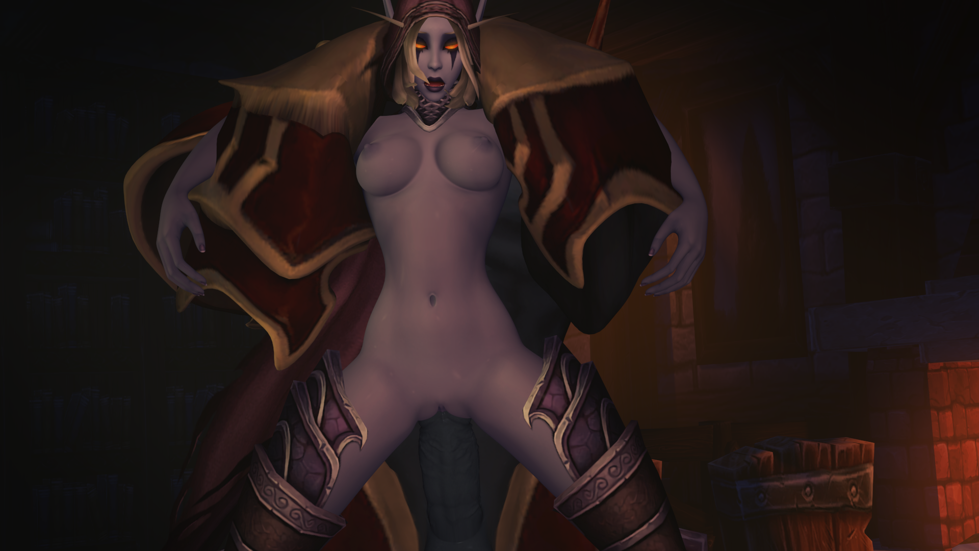 Sylvanas windrunner pornpics nsfw photos