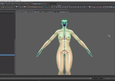Maya Blend Shapes/Morphs