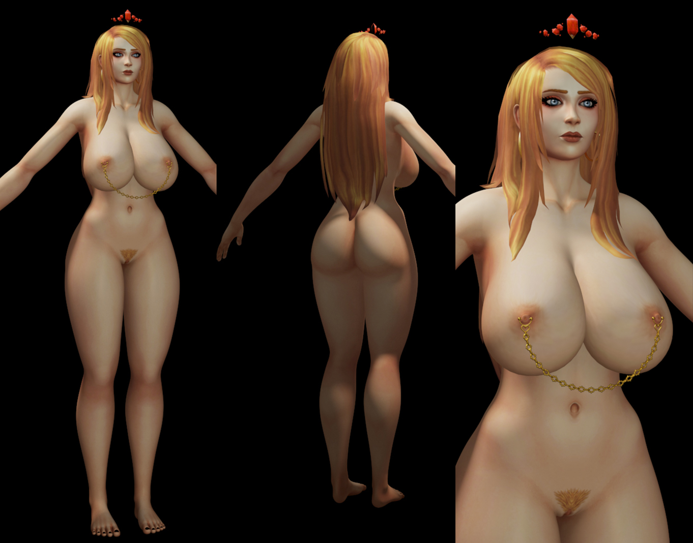 3d model Commission